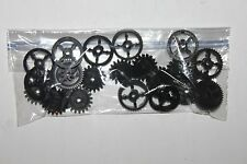 Lot Ho Scale State Tool Plastic Gears for Flat Car Load  Minimum of 20 Per Bag