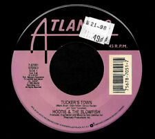 "HOOTIE & THE BLOWFISH ""TUCKER'S TOWN/Arby"" ATLANTIC (7-87051) 1996 45rpm SINGLE"