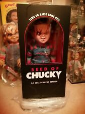 Chucky - Seed Of Chucky Scarred Doll Replica Film Prop Trick Or Treat Studios