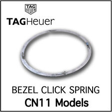 Rotating Bezel Click Spring Stainless Steel Swiss Made For TAG Heuer CN11 Models