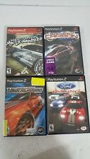 Need for Speed: Most Wanted Underground Carbon Ford Racing 2 PlayStation 2 PS2