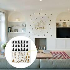DIY Christmas Tree Wall Sticker PVC Removable Decal Home Shop Mural Window Decor