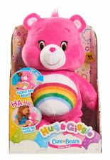 Just Play Care Bears Hug Giggle Feature Cheer Plush