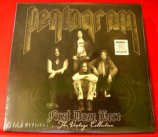 "Pentagram First Daze Here 2002 US ORIG 180g Vinyl 2-LP+Macabre 7"" NEW SEALED"