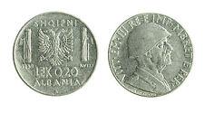pcc1712_9) ALBANIA Vittorio Emanuele III  (1939-1943) 0,2 LEK 1939