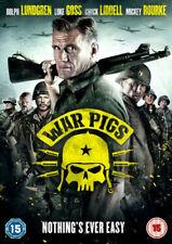 WAR PIGS DVD DOLPH LUNDGREN /LUKE GOSS 2015