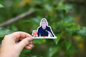 Anton Ego Sticker, Disney Sticker, Disney Gift