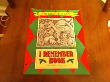 1989 Cherry Hill Mall New Jersey I Remember Book Christmas Coloring Activity NJ