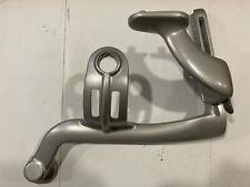 Herman Miller Aeron Arm Yoke Swing Arm Lever Lock Titanium Silver Lh Part Parts