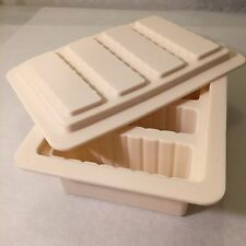 Silicone Butter Mold- Reusable nonstick- FDA approved Candy soap mold- Free Ship