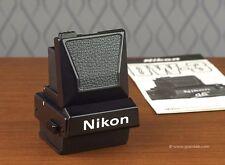 Nikon dw-3 Lumière bac viseur pour f3