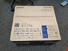 Denon AVR-X4700H 9.2-Channel 8K AV Receiver New in Sealed Box!