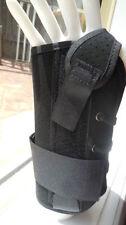 Polyester Black Unisex Orthotics, Braces & Orthopedic Sleeves