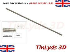 T8 3D Printer 8mm Lead Screw Rod Z Axis Linear Shaft 2mm Pitch 4mm Lead 2 starts