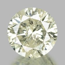 1.05 Cts UNTREATED FINE QUALITY SPARKLING NATURAL WHITE DIAMOND REFER VIDEO