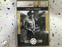Il Valle Della Vendetta DVD Richard Thorpe Burt Lancaster Joanne Dru Esp Ing