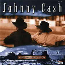 JOHNNY CASH - 18 Original Country Classics (All American Country) 1996 CD IMPORT