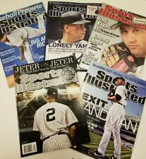Exit Sandman Sports Illustrated / Mariano Rivera + 4 other Yankees issues