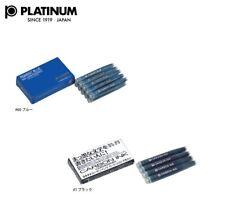 PLATINUM Fountain Pen SPG-500/ SPC-200 Cartridge Ink Choose from 2 Type