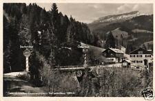 19670/ Foto AK, Grenze Deutschland-Österreich, ca. 1930