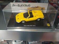 FERRARI DINO 246 GTS  1972 1/43