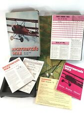 Avalon Hill RICHTHOFEN'S WAR Bookcase Game 811 Missing Counters Buy them on Ebay
