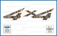 1997 <-> 2010 Ford Super Duty 4x4 Realtree Decals Stickers AP F250 F350 F450