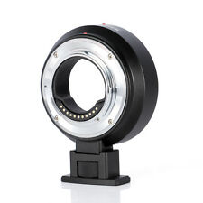 Electronic Auto Focus Adapter Ring EF-MFT for Canon EF EF-S Lens to M4/3 Camera