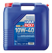 Liqui Moly Super Leichtlauf Synthetic Technology Engine Oil 10W-40 20L