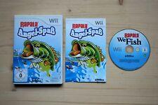 Wii - Rapala Angel-Spaß - (OVP, mit Anleitung)