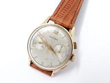Leonidas Pre (Heuer) Chronograph Valjoux 23,Handaufzug,Wrist Watch,Vintage
