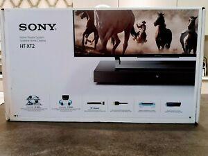 Sony HT-XT2 170w 2.1ch Soundbase/Soundbar w/ Integrated Subwoofer - Black