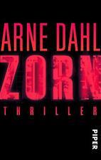 Dahl, Arne - Zorn: Thriller (Opcop-Gruppe, Band 30500)