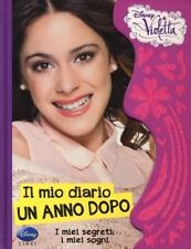 """Disney """"Violet"""" My Diary, a year after """"my secrets, my dreams"""