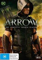 Arrow : Season 4 : NEW DVD