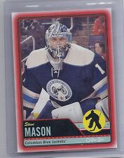 12-13 2012-13 O-PEE-CHEE STEVE MASON RED OPC WRAPPER REDEMPTIONS 56 BLUE JACKETS
