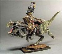 28mm Resin Figure Model Kit Night Elf Dark Dragon Knight Battle Drummer Unpainte