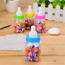 28 Piece/Set Number Pet Shape Milk Bottle Eraser Stationery School Supplies