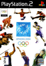 Athens 2004 PlayStation 2 Game USED