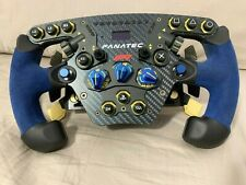 Fanatec ClubSport Steering Wheel F1 PS4 PC (Brand New)