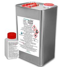 GFK Polyesterharz 5 KG klebfrei+ 100g Härter nur nach chem. Verbotsverordnung