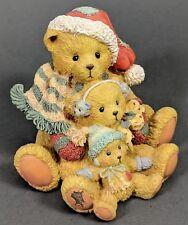 Cherished Teddies ~ Theodore Samantha & Tyler - Friendship Weathers.(950769)