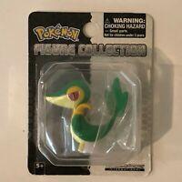 "Pokemon Tomy Snivy 2"" Collectible Figure 2011 New Sealed"