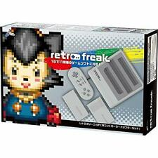 CYBER Gadget Retro Freak SFC Controller Adapter Set CY-RF-SFC Super Gray Japan