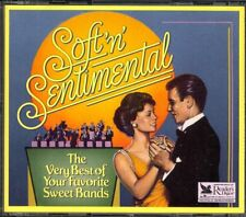 Reader's Digest Soft 'n' Sentimental Very Best of Your Favortie Sweet Bands 4 Cd