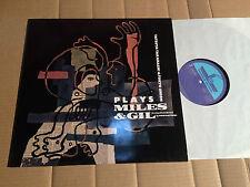 TATSUYA TAKAHASHI & TOKYO UNION - PLAYS MILES & GIL - LP - K28P 6492 - GERMANY
