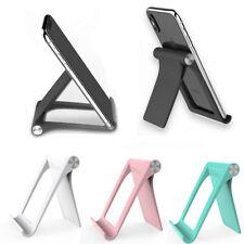 Angle Adjustable Phone Tablet Stand Holder Desk Desktop Mount Portable Universal