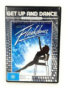 Flashdance (DVD, 1983) Jennifer Beals Special Collector's Edition R4 Free Post