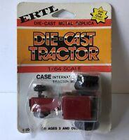 ERTL 1/64 Scale Case International Tractor # 204 Die Cast Farm Toy Old Stock
