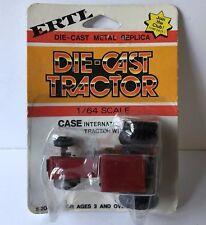 ERTL 1/64 Scale Case International Tractor # 204 Die Cast Farm Toy